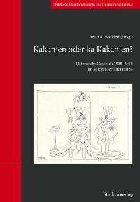Cover Kakanien oder ka Kakanien?