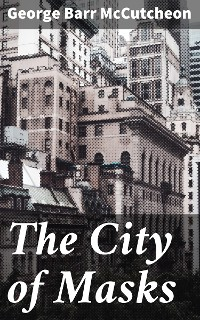 Cover The City of Masks