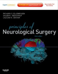 Cover Principles of Neurological Surgery E-Book