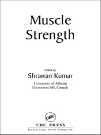Cover Muscle Strength