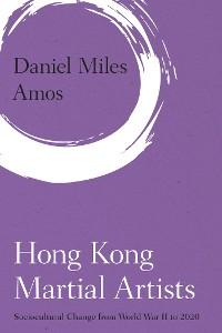 Cover Hong Kong Martial Artists