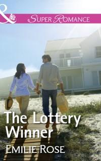 Cover Lottery Winner (Mills & Boon Superromance)