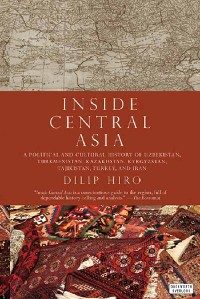 Cover Inside Central Asia