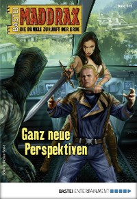 Cover Maddrax 512 - Science-Fiction-Serie