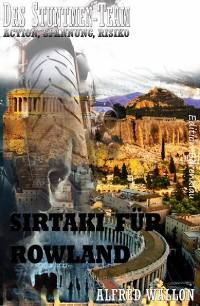 Cover Sirtaki für Rowland (Das Stuntman-Team)