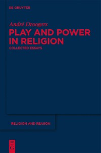Cover Play and Power in Religion