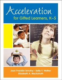 Cover Acceleration for Gifted Learners, K-5