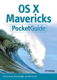 Cover OS X Mavericks Pocket Guide