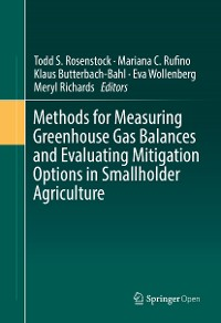 Cover Methods for Measuring Greenhouse Gas Balances and Evaluating Mitigation Options in Smallholder Agriculture