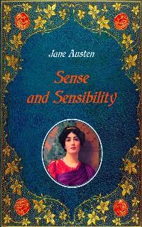 Cover Sense and Sensibility - Illustrated