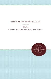 Cover The Greensboro Reader