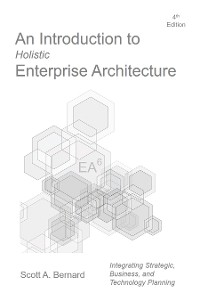 Cover An Introduction to Holistic Enterprise Architecture