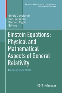 Cover Einstein Equations: Physical and Mathematical Aspects of General Relativity