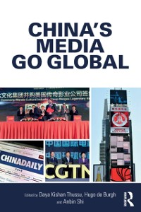 Cover China's Media Go Global