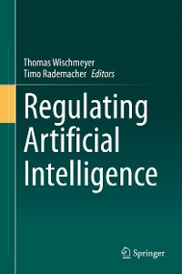 Cover Regulating Artificial Intelligence
