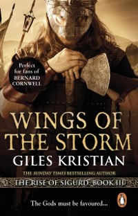 Cover Wings of the Storm