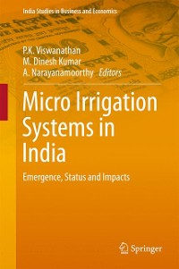 Cover Micro Irrigation Systems in India