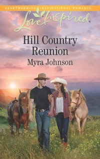 Cover Hill Country Reunion (Mills & Boon Love Inspired)