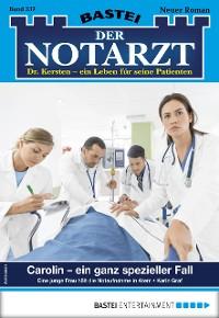 Cover Der Notarzt 337 - Arztroman