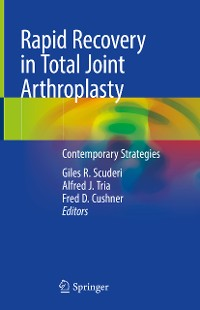 Cover Rapid Recovery in Total Joint Arthroplasty