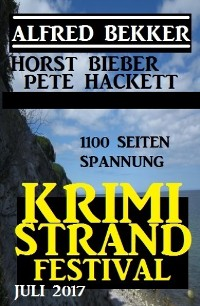 Cover Krimi Strand Festival Juli 2017