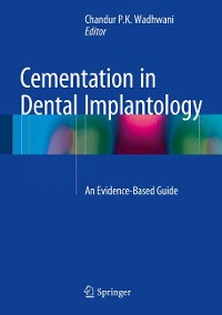 Cover Cementation in Dental Implantology