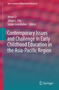 Cover Contemporary Issues and Challenge in Early Childhood Education in the Asia-Pacific Region