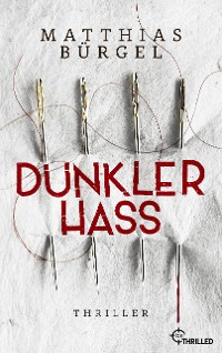 Cover Imago. Dunkler Hass