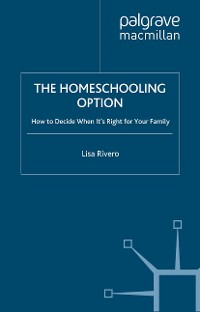 Cover The Homeschooling Option