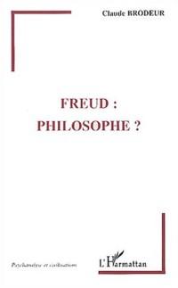 Cover Freud: philosophe?