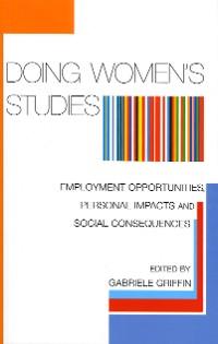 Cover Doing Women's Studies