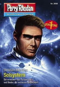 Cover Perry Rhodan 3050: Solsystem