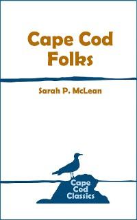 Cover Cape Cod Folks