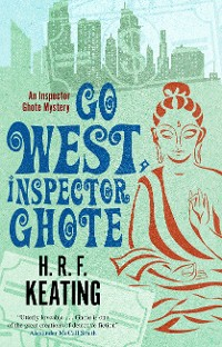 Cover Go West, Inspector Ghote