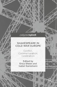 Cover Shakespeare in Cold War Europe