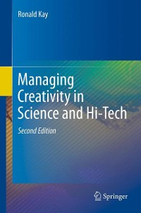 Cover Managing Creativity in Science and Hi-Tech