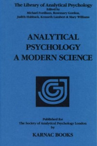 Cover Analytical Psychology
