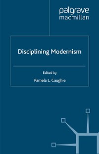 Cover Disciplining Modernism