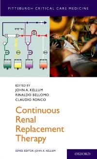 Cover Continuous Renal Replacement Therapy
