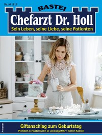 Cover Dr. Holl 1910- Arztroman