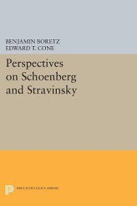 Cover Perspectives on Schoenberg and Stravinsky