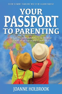 Cover Your Passport To Parenting
