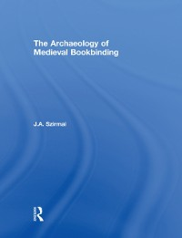 Cover Archaeology of Medieval Bookbinding