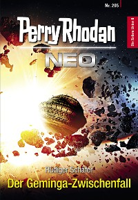 Cover Perry Rhodan Neo 205: Der Geminga-Zwischenfall