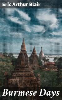 Cover Burmese Days