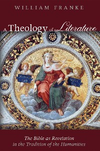 Cover A Theology of Literature