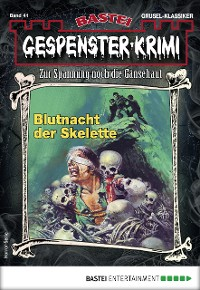 Cover Gespenster-Krimi 41 - Horror-Serie