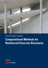 Cover Computational Methods for Reinforced Concrete Structures