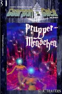 Cover GAARSON-GATE 031: Prupper-Menschen