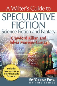 Cover A Writer's Guide to Speculative Fiction: Science Fiction and Fantasy
